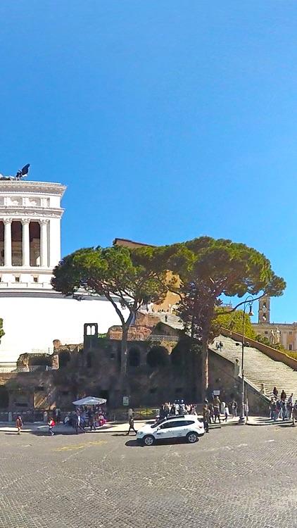 VR ROME Bus Trip 2 Virtual Reality 360 screenshot-3
