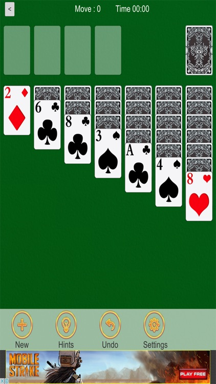 Solitaire - Fun and Easy Game screenshot-3
