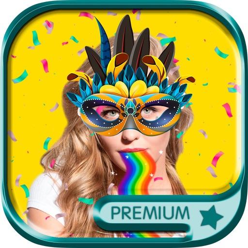 Sticker carnival face filters - Pro