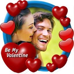 Valentine's Day Photo Frames 2017 - Love Frames