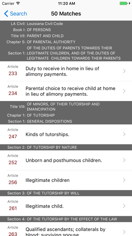 Louisiana Civil Code (2017 LawStack LA Series) screenshot-4