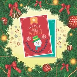Christmas Insta Frame