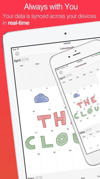 Draw Calendar screenshot-4