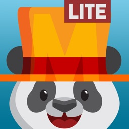 Magic Hat: Wild Animals Lite for iPad - Playing and Learning with Words and Sounds