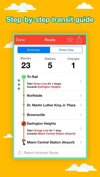 Miami City Maps - Discover MIA with MRT & Guides screenshot-3