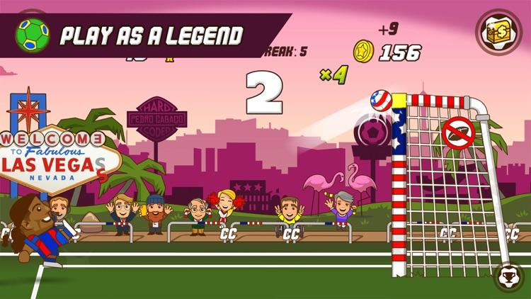 Super Crossbar Challenge screenshot-3