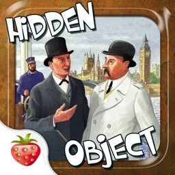 Hidden Object Game - Sherlock Holmes: The Sign of Four