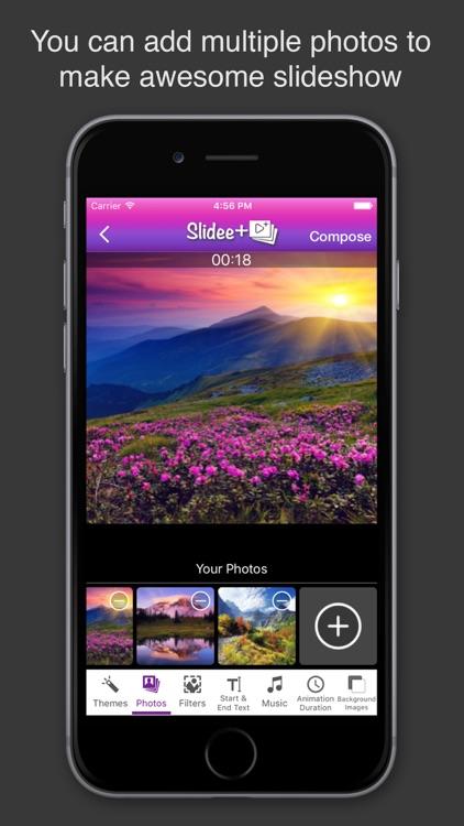 Slidee+ Slideshow Video Maker & Editor with Music