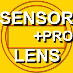 Camera Sensor Lens Calculator Pro