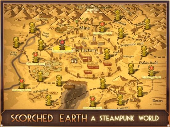 Игра Steampunk Tower