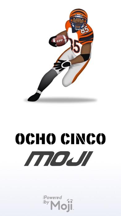 OchoMoji by Ochocinco screenshot 1