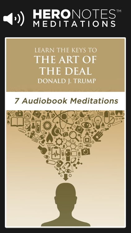 Art Of The Deal Meditation Audiobook -Donald Trump
