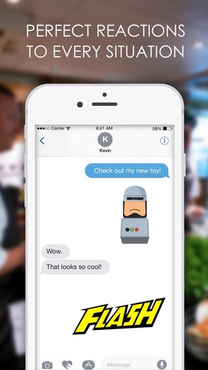 Chefmoji: Emojis & Stickers for Professional Chefs screenshot-3