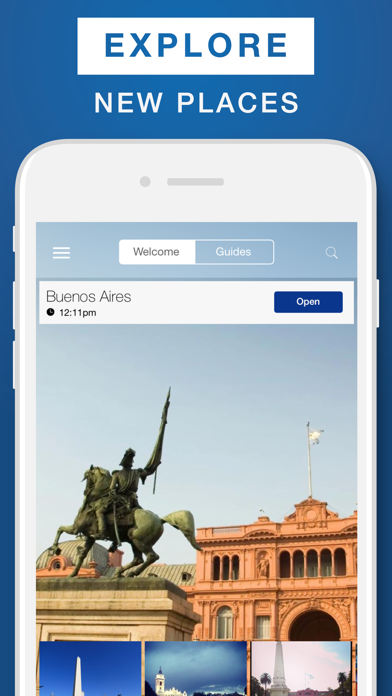 Buenos Aires - Travel Guide & Offline Map screenshot one