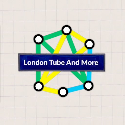 London Tube And More - Map Offline Oyster - Free