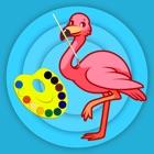 Artista Fantástico: Livro Para Colorir Pássaros icon