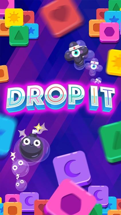 Drop It! Crazy Color Puzzle screenshot-4