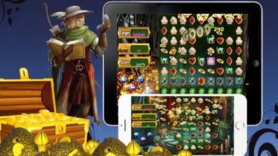Mystery Of Hallow - Jewel Treasure Match screenshot 4