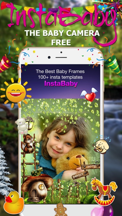 Baby Photo Frame- Wonder Photo, Cute Frame