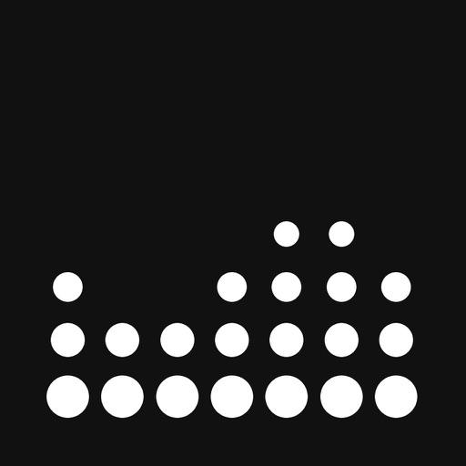 Flow - Music Player with Spectrum Analyzer iOS App