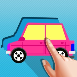 Car Games for kids - Cars Trains jigsaw Puzzles