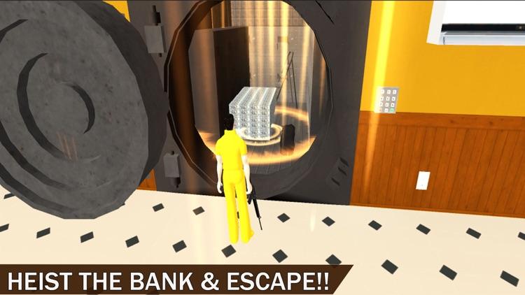 Prisoner Bank Robbery Heist Game - Alcatraz Escape