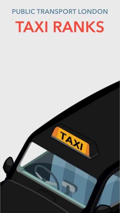 Taxi Ranks London - Public Transport London screenshot-4