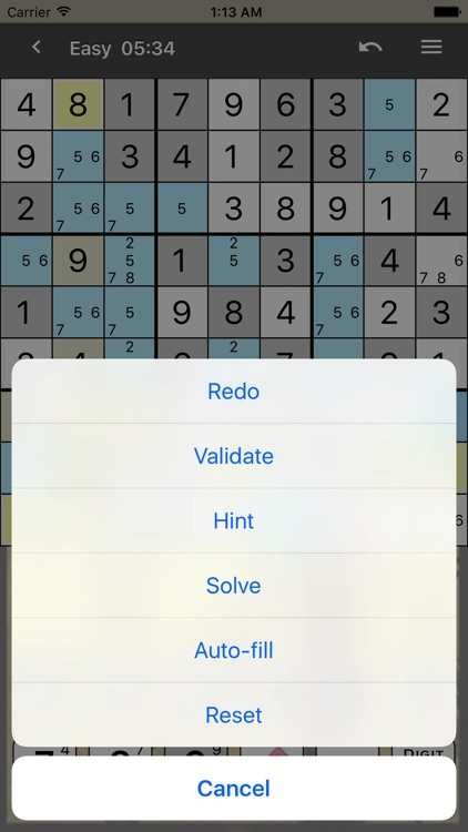 Sudoku (Full Version) screenshot-3