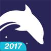 MoboTap Inc. - ドルフィンゼロ匿名ブラウザ:履歴を残さない完璧なプライベートブラウジング アートワーク