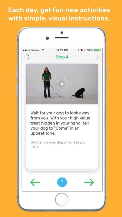 Puptimize – Dog training made easy screenshot-3