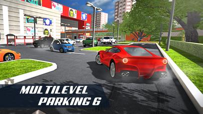 Multi Level Car Parking 6 Shopping Mall Garage Lotのおすすめ画像1