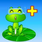 Easy learning addition - Smart frog kids math icon