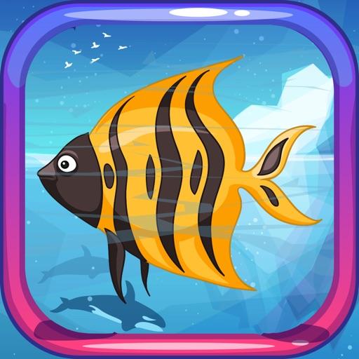 Fishing Arctic Games - hunting fish game