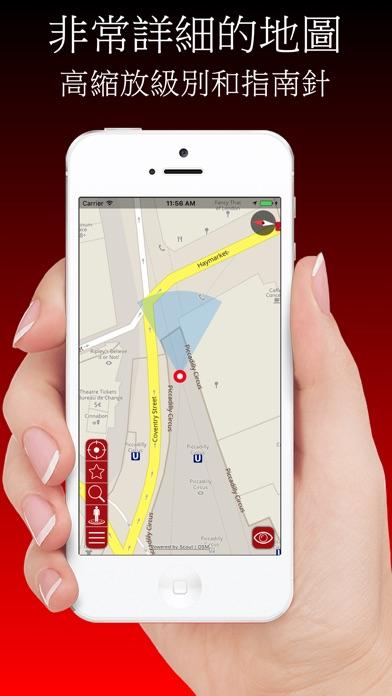 伯利兹市 旅遊指南+離線地圖屏幕截圖2
