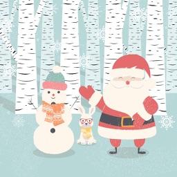 Christmas Fever Stickers