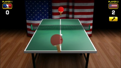 World Cup Table Tennis Screenshot 1