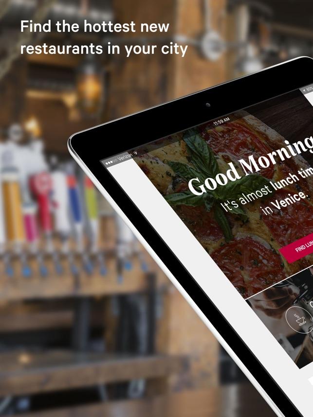 Zagat on the App Store Zagat