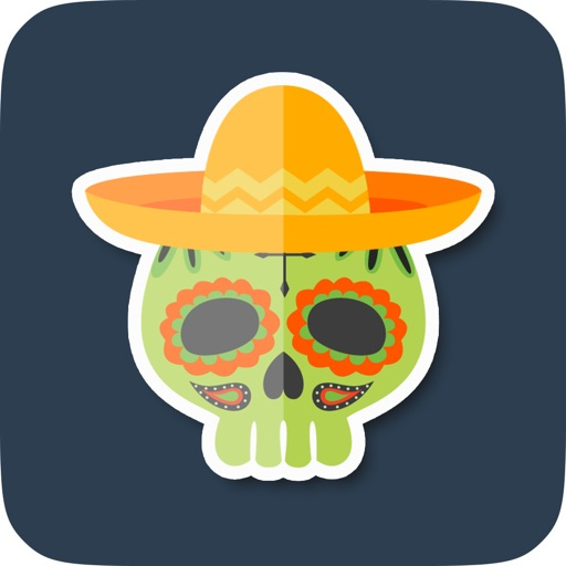 Cinco de Mayo Animated Stickers for Messaging