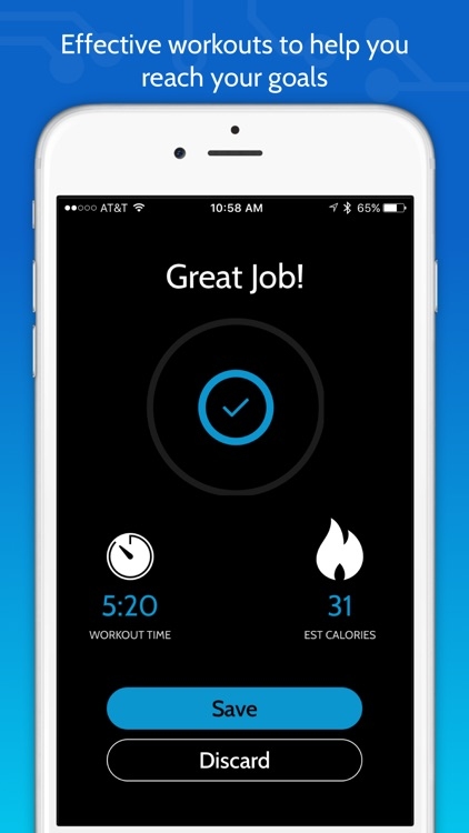 Daily Cardio Workout Trainer by FitCircuit screenshot-3