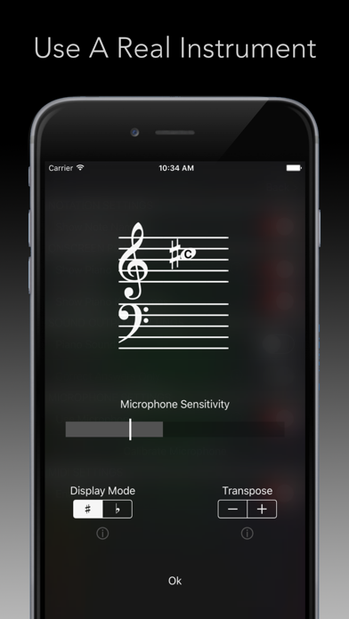 点击获取iClef - Sight Reading & Note Recognition Your Way