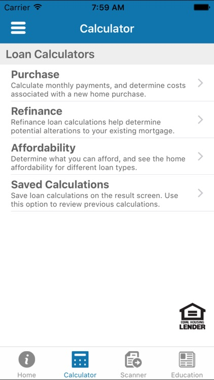 Mortgage Calculator by Brad Roche