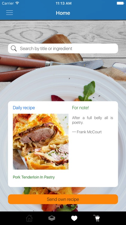 Meat Recipes for You!
