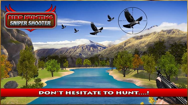Bird Hunting Sniper Shooter