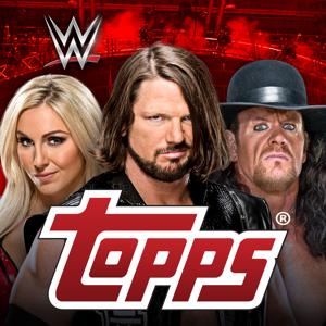 WWE SLAM: Card Trader app