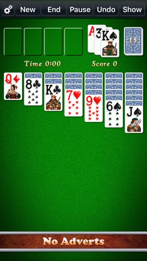 classic solitaire download no ads