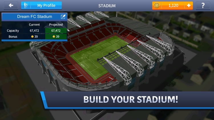 Dream League Soccer screenshot-4
