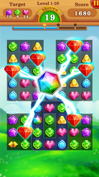 Jewel Diamond Line