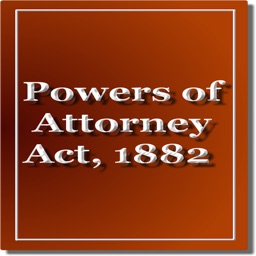The Powers of Attorney Act 1882