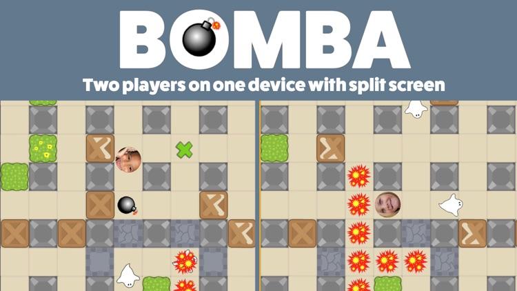 Bomba Free - 2 player split-screen classic bomber