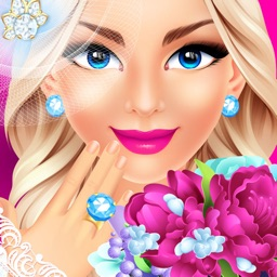 Wedding Day Dress Up! - girls games